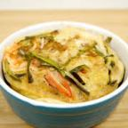 Thai steamed curry fish